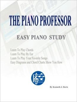 The piano professor easy piano Study