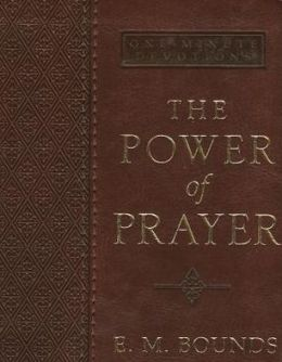 The Power of Prayer Lux-Leather