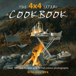 The 4 X 4 Safari Cookbook: Over 180 new recipes and 30 full-colour photographs (PagePerfect NOOK Book)