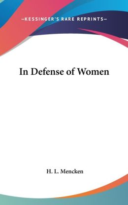 In Defense of Women