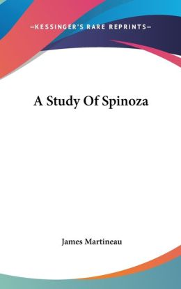 Study of Spinoza