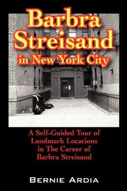 Barbra Streisand In New York City
