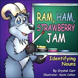 Ram, Ham, Strawberry Jam: Identifying Nouns