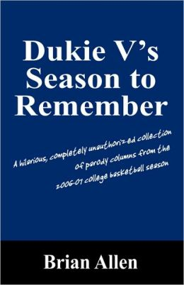 Dukie V's Season To Remember