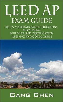 Leed Ap Exam Guide