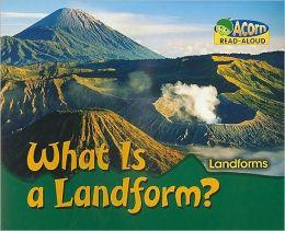What Is a Landform?