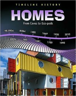 Homes: From Caves to Eco-Pods