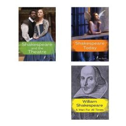 Shakespeare Today [With Shakespeare and the Theater, William Shakespeare]
