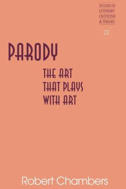 Parody: The Art That Plays with Art, Volume 21