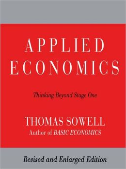 Applied Economics, Second Edition: Thinking Beyond Stage One