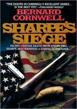 Sharpe's Siege (Sharpe Series #18)