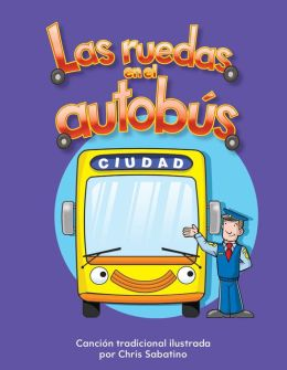 Las ruedas en el autobús (The Wheels on the Bus) Lap Book