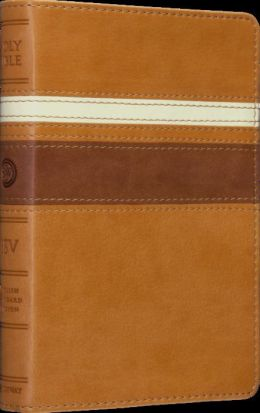 Esv Deluxe Compact Bible Truetone Harvest Design