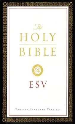 ePub-ESV Bibles - No Cross-References