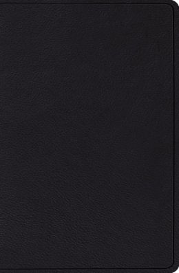 ESV Verse-by-Verse Reference Bible (Black)