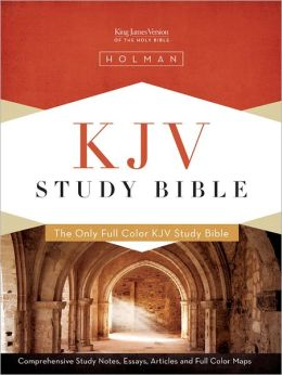 KJV Study Bible, Mantova Brown Simulated Leather, Indexed