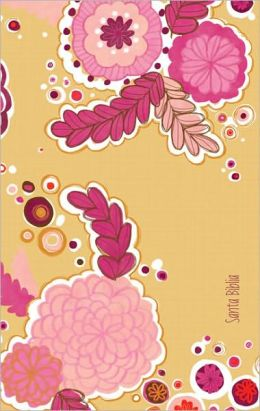 RVR 1960 Santa Biblia con Referencias (Blossoms design)
