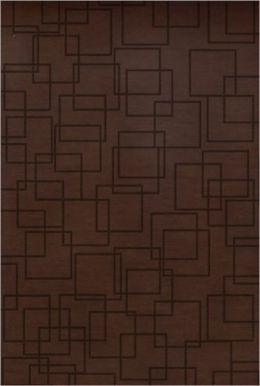 RVR 1960 Biblia Tamano Personal, geometrico cafe simil piel