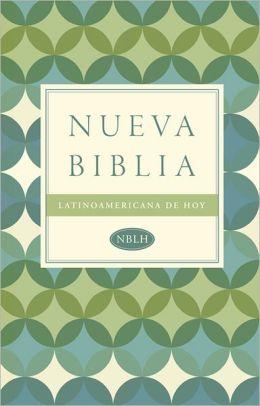 NBLH Nueva Biblia Latinoamericana de Hoy, Tapa dura