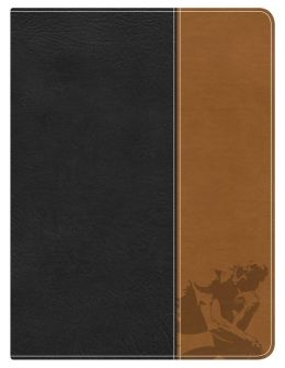 Apologetics Study Bible for Students, Black/Tan LeatherTouch