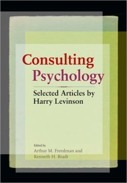 Consulting Psychology: Selected Articles