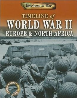 Timeline of World War II: Europe and North Africa