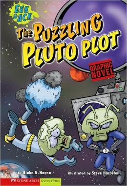 The Puzzling Pluto Plot (Eek and Ack Series)