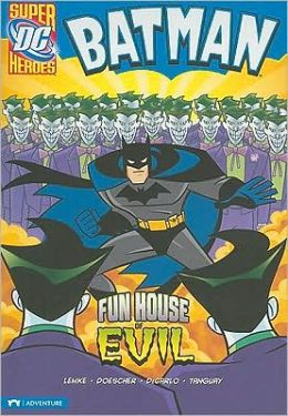 Fun House of Evil