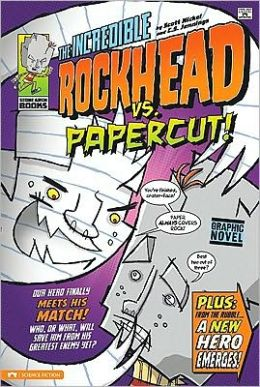 The Incredible Rockhead vs. Papercut!