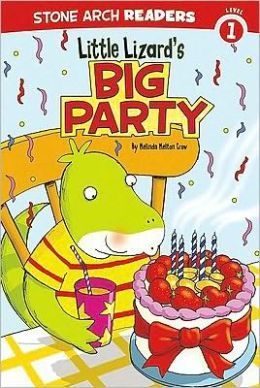 Little Lizard's Big Party