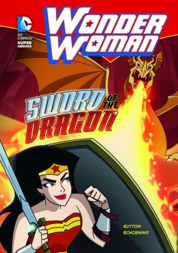 Wonder Woman Sword Of The Dragon By Laurie Sutton