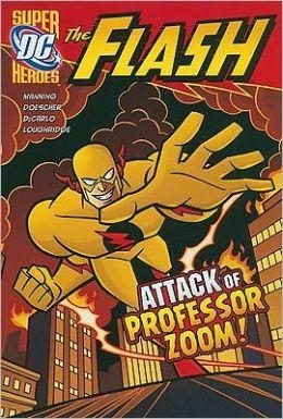The Attack of Professor Zoom!