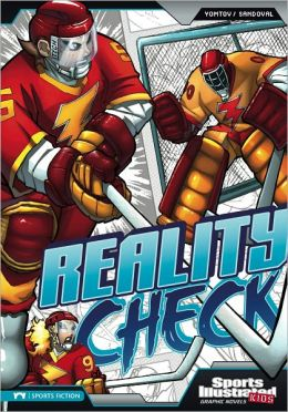 Reality Check (Sports Illustrated Kids Graphic Novels Series)