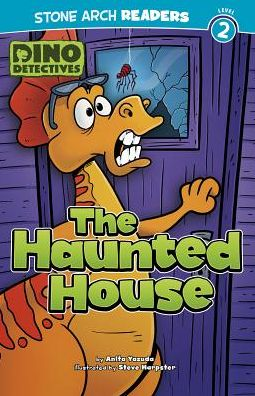 Dino Detectives: The Haunted House