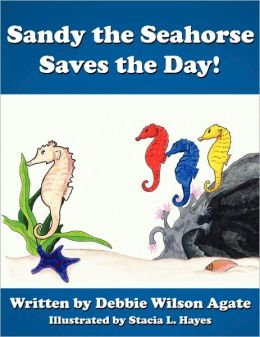 Sandy The Seahorse Saves The Day!