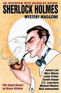 Sherlock Holmes Mystery Magazine #7