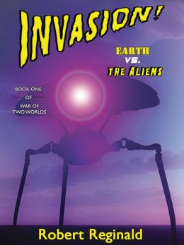 Invasion: Earth vs. the Aliens: War of Two Worlds, Book 1