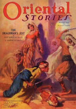 Oriental Stories, Vol 2, No. 1 (Winter 1932)