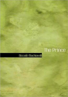 The Prince (Large Print Edition)