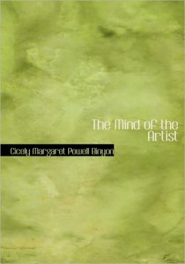 The Mind Of The Artist (Large Print Edition)