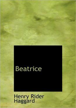 Beatrice (Large Print Edition)