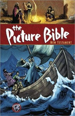 Picture Bible New Testament (Exclusive)