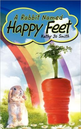 A Rabbit Named Happy Feet