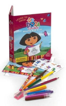 Learn to Draw: Dora the Explorer