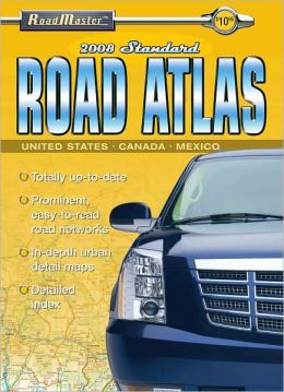 2008 Roadmaster: Standard Road Atlas