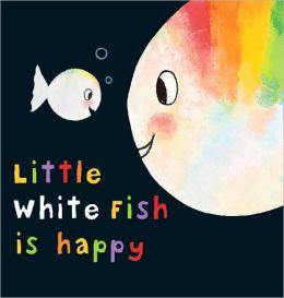Little White Fish is Happy
