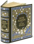 Book Cover Image. Title: Jane Austen:  Seven Novels (Barnes & Noble Collectible Editions), Author: Jane Austen