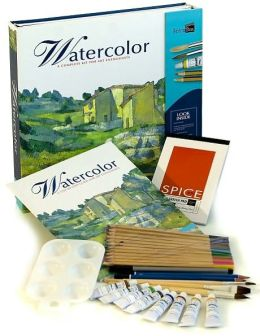 Watercolor: A Complete Kit for Art Enthusiasts