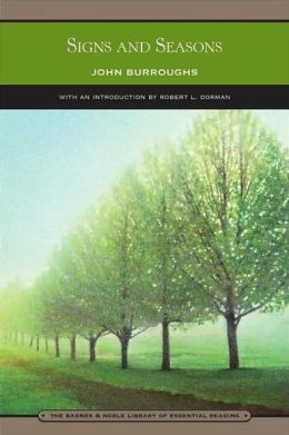 Signs and Seasons (Barnes & Noble Library of Essential Reading)