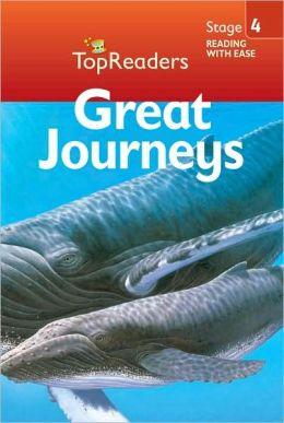 Great Journeys: Stage 4 (Top Readers)